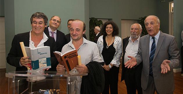 Prix de la CTC : Paulu Desanti et Charlie Galibert lauréats