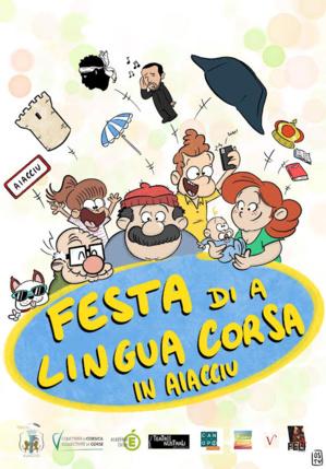 Festa di a lingua 2021 in Aiacciu : trois mois ludiques pour promouvoir l'usage du corse