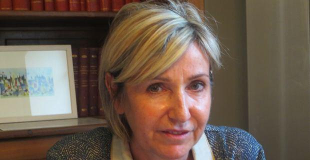 Me Josette Casabianca-Croce, bâtonnière du barreau de Bastia.