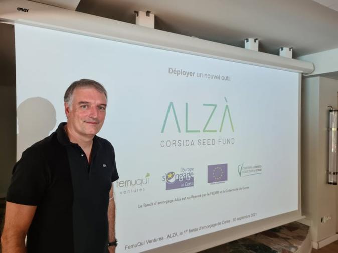 Le fonds d'amorçage Alzà a été présenté ce jeudi 30 septembre à Venaco. Crédits Photo : Pierre-Manuel Pescetti