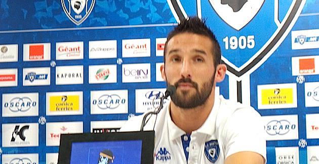 """Julian Palmieri :"""" Débuter face à Lorient comme nous avons fini à Saint-Etienne"""""""