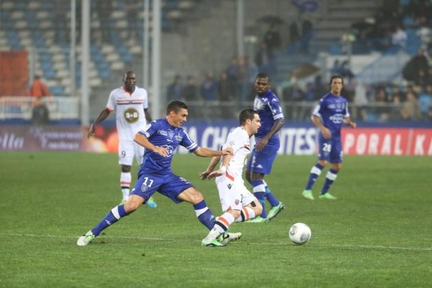 Le Sporting met Lorient à la raison (4-1)