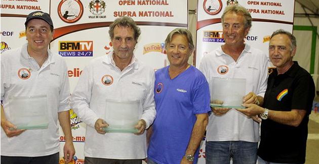 Suchaud-Bourdin-Massard vainqueur du Trophée Relais&Châteaux