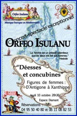 Ajaccio : L'espace Diamant accueille l'ensemble Orfeo Isulanu