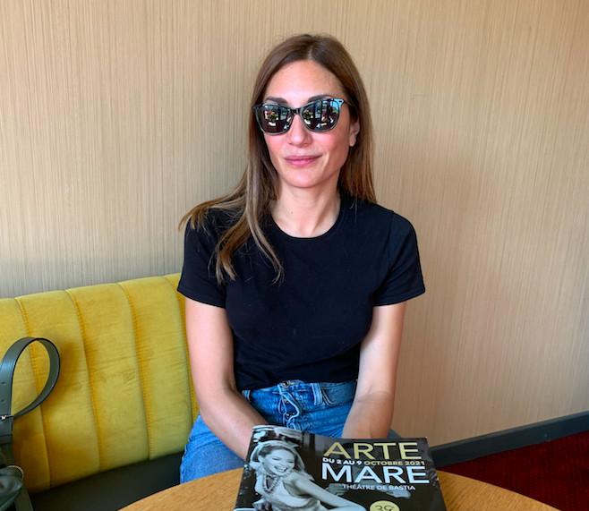 Audrey Diwan était à Bastia ce week-end pour présenter en avant-première son film «L'événement».