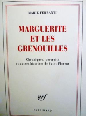 """""""Marguerite et les grenouilles"""" de Marie Ferranti"""