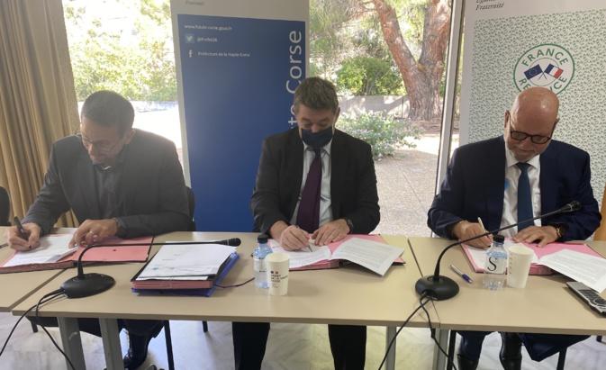 CAB  et communauté de communes Marana-Golo : contrat commun sur le front de la transition écologique