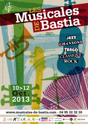 Musicales de Bastia : Les premières notes jeudi…