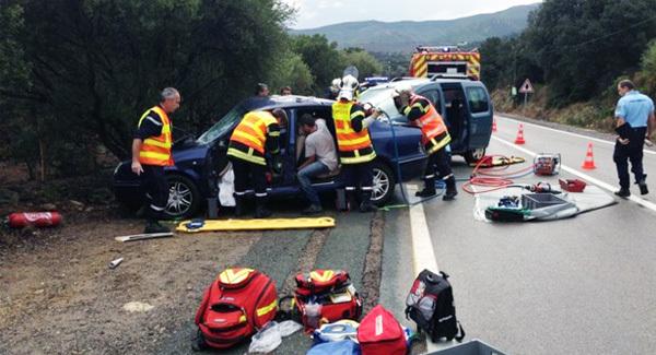 Lozari : Un enfant de 9 ans gravement blessé dans un accident