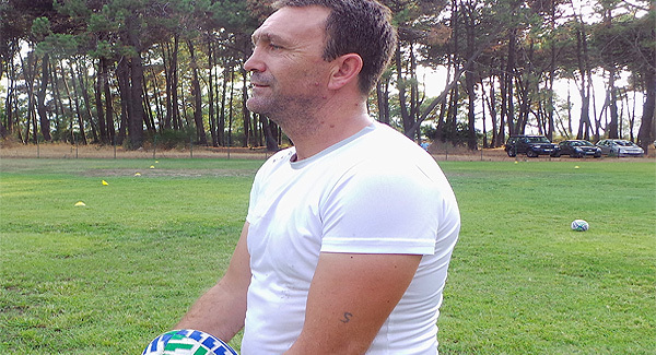 """Stéphane Labarrère (Bastia XV) : """"Faire aussi bien que la saison écoulée"""""""