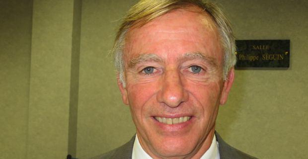 Jean-Louis Heuga, président de la Chambre régionale des comptes.