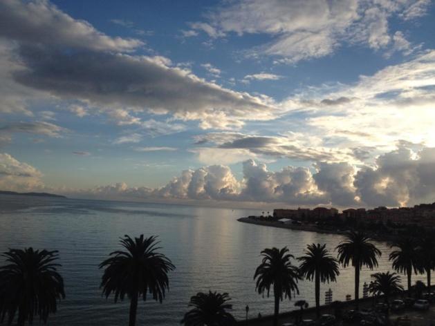 L'image du jour : Ajaccio, le ciel s'organise