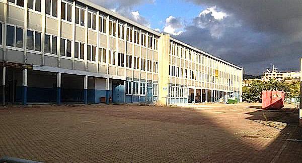 Ajaccio : Reconstruction du groupe scolaire des Salines (6 classes) et du parc paysager