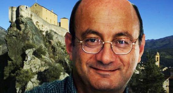 Antoine Feracci, président du CPIE Corte Centre Corse- A Rinascita.