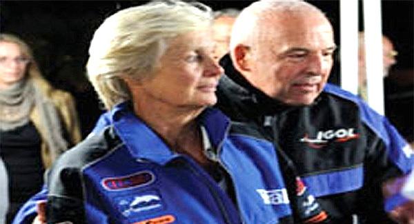 Andruet-Biche : Un équipage de légende