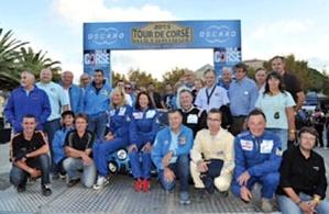 Tour de Corse historique : Andruet sonne la charge, J.-M. Manzagol prend le commandement