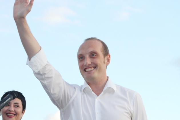 Laurent Marcangeli, député d'Ajaccio.