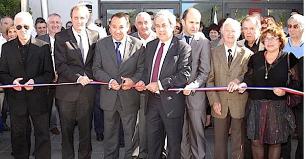 Le complexe sportif de Calvi-Balagne inauguré