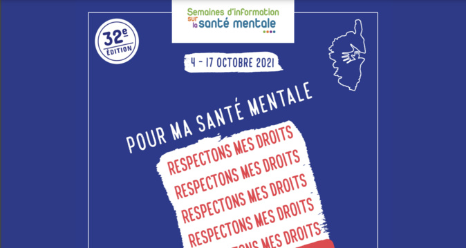 Semaines d'information sur la santé mentale : les HPI sur le devant de la scène à Ajaccio