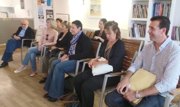 Les partenaires et les bénévoles de la Ligue contre le cancer pour la vie