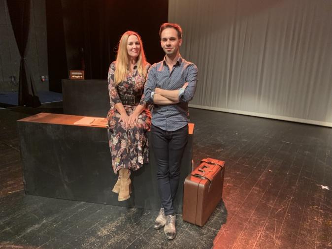 Corinne Mattei et Pierrick Tonelli sur scène à Biguglia ce vendredi 15 octobre