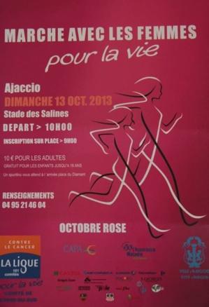 La Marche pour la Vie d'Octobre Rose