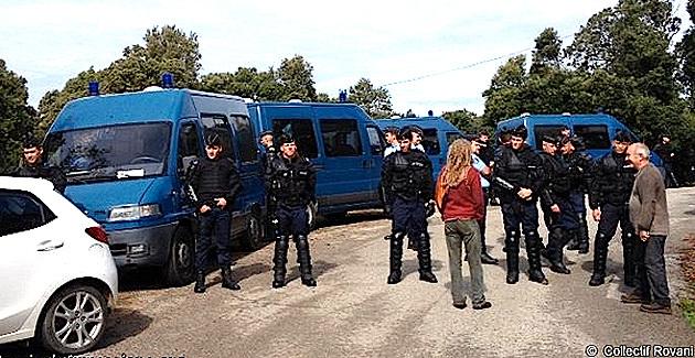 Rovani : L'expulsion  de Jean-Michel Seni ralentie