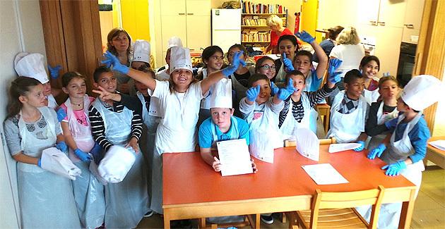 """Bastia : """"La semaine du goût"""" et les produits corses à l'école"""