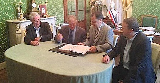 Efficacité énergétique : La Convention ville d'Ajaccio-EDF signée