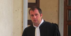 Me Antoine Vinier-Orsetti, conseil de la famille d'Antoine Casnova.