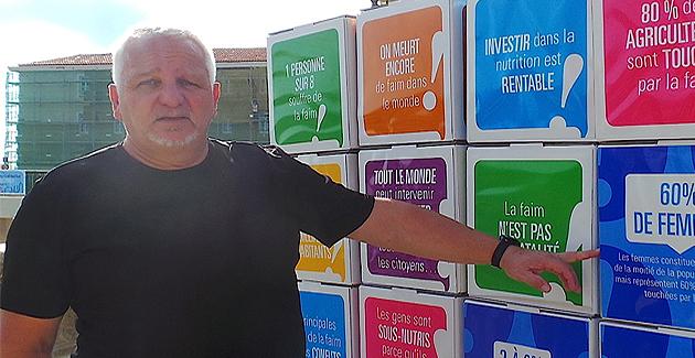 Action contre la faim : L'engagement de Jean-Marcel Vuillamier