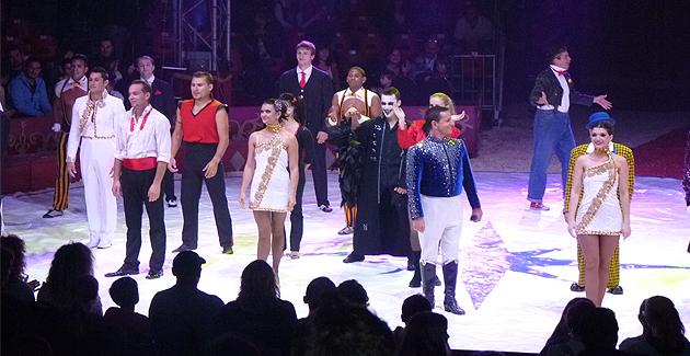 Festival du cirque de Corse : Des numéros à couper le souffle