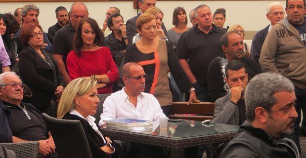 Mai Pesce, Linda Piperi, Didier Grassi, Fabien Flori..., soutiennent la candidature de Gilles Simeoni.