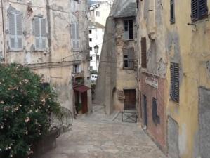 U Puntettu, le plus vieux quartier de Bastia menacé de démolition.