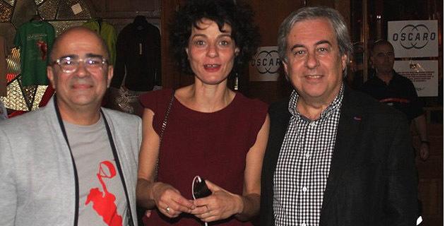 Festiventu 2013 : Cocktail  d'ouverture avant l'inauguration de mercredi