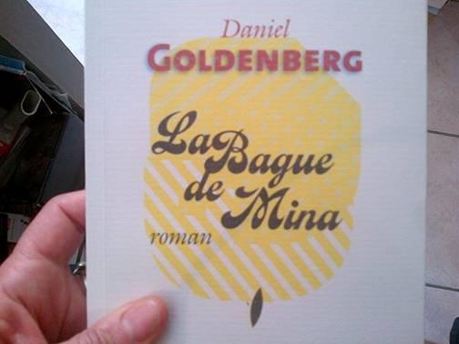 """""""La bague de Mina"""" : Daniel Goldenberg à Ajaccio et Bastia"""
