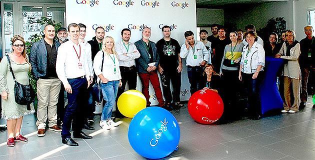 Bastia : Une Google académie pour mieux gérer un site internet