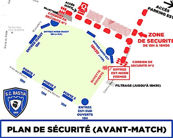 SC Bastia-Nice : Tout ce qu'il faut savoir sur l'avant-match