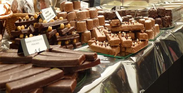 Bastia : Promenade gourmande au Salon du chocolat