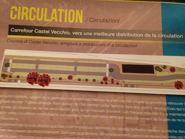 Transports en commun et stationnement : Réunion publique aux Cannes