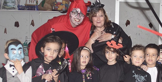 On a fêté Halloween à l'ALSH de Calvi