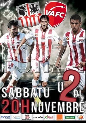 ACA - Valenciennes : Les Oursons jouent leur saison