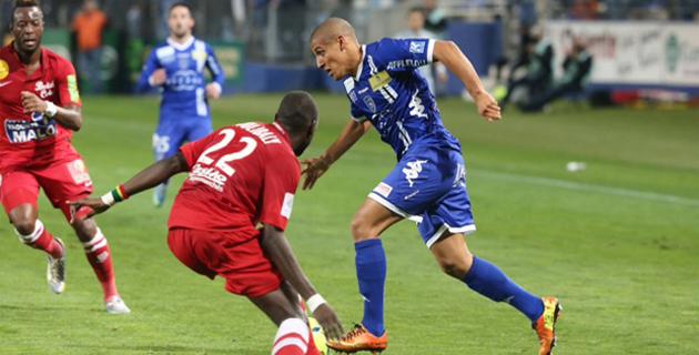 Le Sporting ne tient pas la distance face à Reims