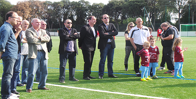Vescovato : La deuxième jeunesse du stade Jean-Filippi