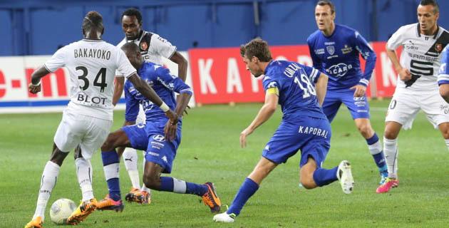 Sporting : Juste fait face à Rennes