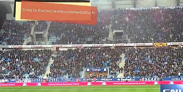 """"""" Uniti vinceremu"""" à Furiani : La vidéo"""