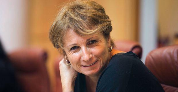 Nadine Nivaggioni, conseillère territoriale de Femu a Corsica et administrateur de l'ODARC.