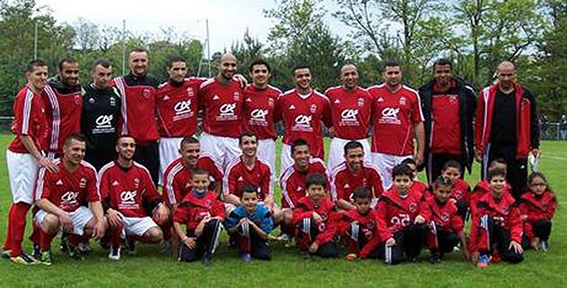 Le club de district de L'US Saint Etienne Metare, adversaire ce dimanche du FB L'ILe-Rousse