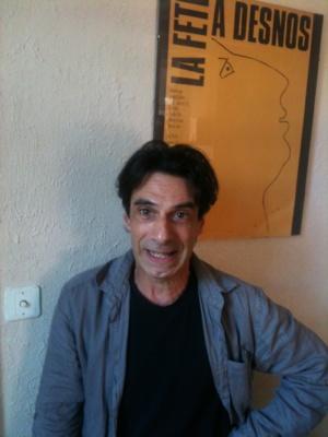 Prunelli di Fium'orbu : Michel Arbatz au centre culturel Anima