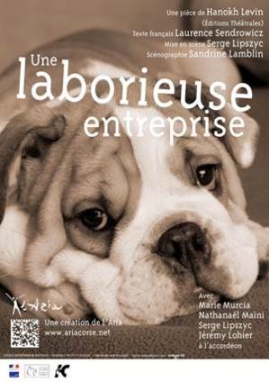 """Bastia : """"Une laborieuse entreprise"""" samedi à la Maison des quartiers Sud"""
